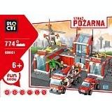 Lego Sectie de Pompieri - 774pcs