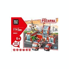 Lego Sectie de Pompieri - 774pcs - LEGO City