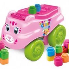 Clemmy Lego - Masina Roz