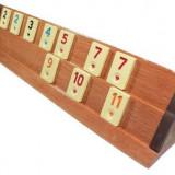 Jocde Remi /Rummy / Remy cu tabla din lemn !
