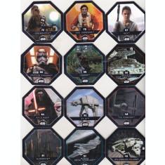bnk crc Cartonase de colectie - Star Wars - Brandloyalty