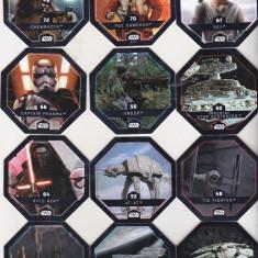 Bnk crc Cartonase de colectie - Star Wars - Brandloyalty - Cartonas de colectie