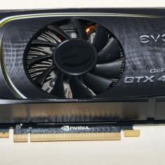 Placa video 1GB DDR5 256 bit Dx11 EVGA GeForce GTX 460 SuperClocked - Placa video PC Evga, PCI Express, nVidia