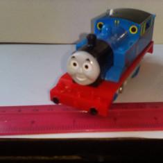 Bnk jc Thomas si prietenii -locomotiva Thomas - cu baterii - functionala - Jucarie de colectie