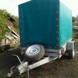 Vand remorca in stare perfecta - Utilitare auto PilotOn