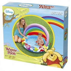 Piscina gonflabila Winnie - INTEX 1.02m x 69cm - Piscina copii