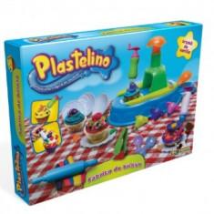 Plastelino - Fabrica de Briose - Jocuri arta si creatie Noriel