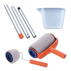 Set trafaleti cu rezervor Paint Runner Bergner AS-0020
