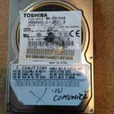 "HDD LAPTOP TOSHIBA IDE 2.5"" 10GB MK1031GAS DEFECT, Sub 40 GB"