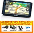 GPS Navigatii Sistem de navigatie GPS Evolio Hi-Speed 5.0 harta Romania + Europa