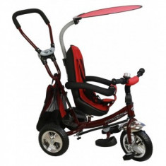 Tricicleta Safari BabyMix - Rosu - Tricicleta copii