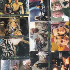 Bnk crc Cartonase de colectie - STARGATE SG-1 - Rittenhouse 2001 - Cartonas de colectie