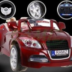 Masina cu Acumulator VIP - Bordo - Masinuta electrica copii