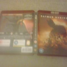 Batman Begins (2005) - DVD - Film actiune, Alte tipuri suport, Engleza