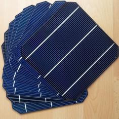 Pachet 24 celule fotovoltaice (celule solare) 3.90W, 156x156mm, cu defecte