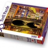 Puzzle Peisaj Franta - 500pcs