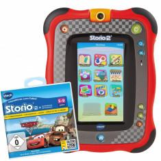 Tableta Vtech Storio Cars inclusiv joc de invatare