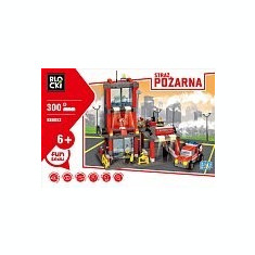 Lego Statie Pompieri - 300pcs - LEGO City