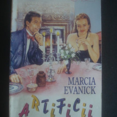 MARCIA EVANICK - ARTIFICII