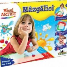 Joc de Creatie - Micul Artist - Mazgalici - Jocuri arta si creatie Noriel