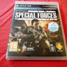 Joc Move Socom Special Forces, PS3, original, alte sute de jocuri! - Jocuri PS3 Sony, Shooting, 16+, Single player
