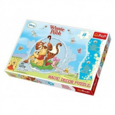 Puzzle Winnie the Pooh - 15 pcs