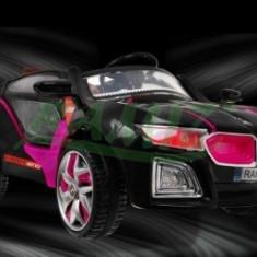 Masina Sport VIP cu Acumulator - Negru - Masinuta electrica copii