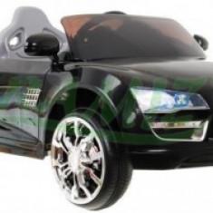 Masina cu Acumulator 001 - Negru - Masinuta electrica copii