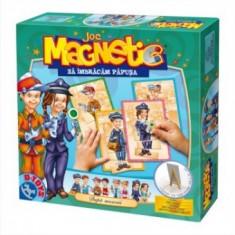 Joc de Creatie - Sa Imbracam Papusa - Jocuri arta si creatie D-Toys