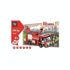Lego Masina Pompieri - 206pcs - LEGO City