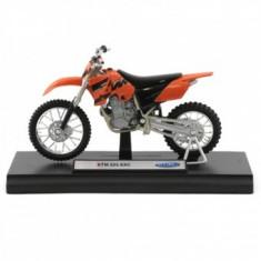 Machetă motocicletă - KTM 525 EXC