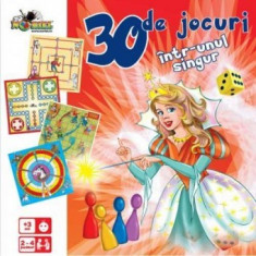 Joc Societate - 30 de Jocuri - Jocuri Logica si inteligenta Noriel