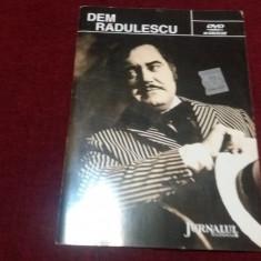 DVD - DEM RADULESCU - Teatru, Romana