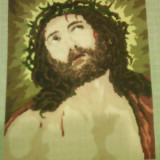Goblen portret Iisus din Nazareth - Tapiterie Goblen