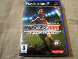 Joc Pro Evolution Soccer, PES 2009, PS2, original, alte sute de jocuri!, Sporturi, 3+, Multiplayer
