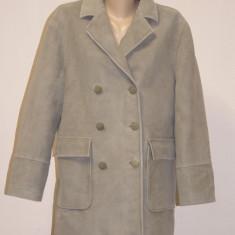 Palton doua randuri nasturi Iceberg Jeans original - Palton dama, Marime: S/M, Culoare: Din imagine