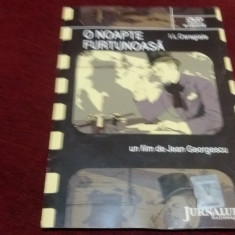 DVD - O NOAPTE FURTUNOASA - Teatru, Romana