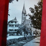 Ilustrata Medias, circulat 1971 - Carte Postala Transilvania dupa 1918, Circulata, Fotografie
