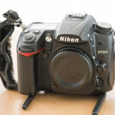 Nikon D7000 body, perfect functional, ingrijit - Aparat Foto Nikon D7000