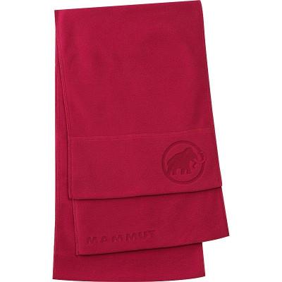 Mammut Fular Fleece Scarf Crimson - marime universala foto