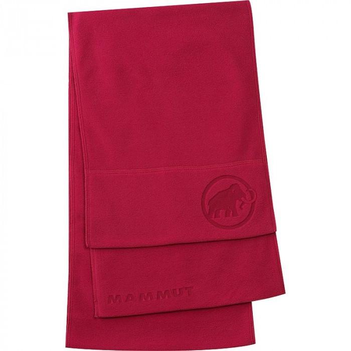 Mammut Fular Fleece Scarf Crimson - marime universala