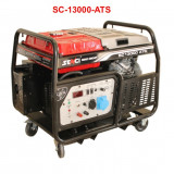 Generator de curent Senci SC-13000-ATS, 10 kW, 43.5 A, panou ATS - Generator curent