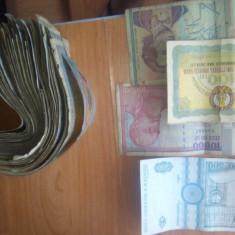 Bani vechi - Bancnota romaneasca