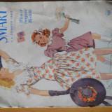 REVISTA MODA SMART : WIENER ORIGINAL MODELLE NR 80 SOMMER 1943  - INTERBELICA