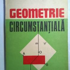 Dan Branzei - Geometrie circumstantiala