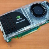 Quadro FX4600 DELL - Placa video PC