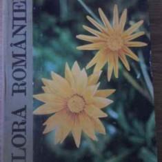 Flora Romaniei - Ion Simionescu, 391901 - Carti Agronomie