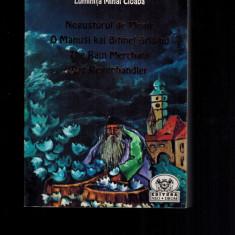 Luminita Mihai Cioaba - Negustorul de ploaie, poezie rroma, carte de colectie