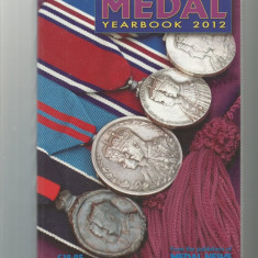 MEDAL YEARBOOK 2012 - Catalog Preturi Medalii UK