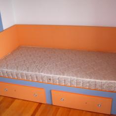 Pat de colt - Pat dormitor